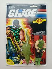 G. I. JOE Croc Master MOC FUNSKOOL International Heroes Russian Figure