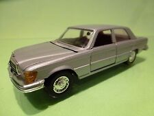 CURSOR MODELLE 3060 MERCEDES BENZ 280 CE - METALLIC BLUE 1:35 - GOOD CONDITION
