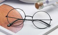 [4 Pairs] Vintage Round Harry Potter Glasses Clear Lens metal frame 4 Color Set