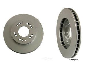 Disc Brake Rotor-Meyle Front WD Express 405 37035 500