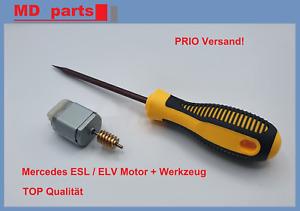 Mercedes ELV Motor W204 W207 W212 für Elektronische Lenkradverriegelung + TOOL