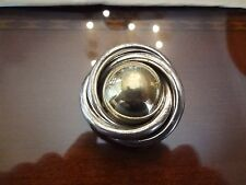 Silver Mexico Pin-925- Large Vintage Sterling