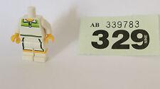 Genuine LEGO MIni Figure Series 7 Tennis Ace Body & Legs Only