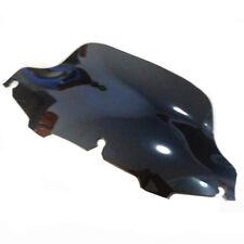 8'' Dark Smoke Wave Windshield Windscreen For Harley Electra Street Glide 96-13