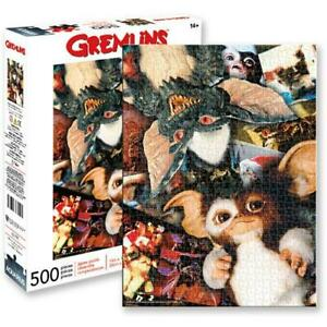 Gremlins 500 piece jigsaw puzzle  350mm x 480mm  (nm)