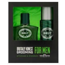 Brut Aftershave 100 ml & Deodorant 200 ml Gift Set