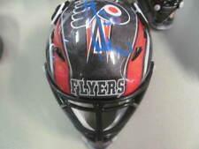 Michal Neuvirth Philadelphia Flyers Signed Mini Goalie Mask COA