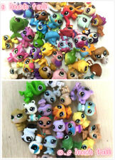"Random 40Pcs Littlest pet shop LPS Animals Figure cute toys (20x 1"" +20x 0.5"" )"