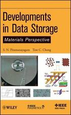Developments in Data Storage: Materials Perspective by
