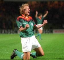 Deutschland Trikot Gr. XL Adidas Jersey 1994 WM Away 90er DFB Germany grün