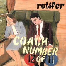 ROTIFER - COACH NUMBER 12 OF 11   CD 11 TRACKS NEUF
