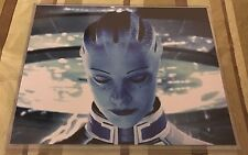 "Mass Effect - Liara 8"" x 10"" Print with Top Loader"