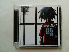 Gorillaz Feel Good Inc 3 Track DVD CD (DVD Single)