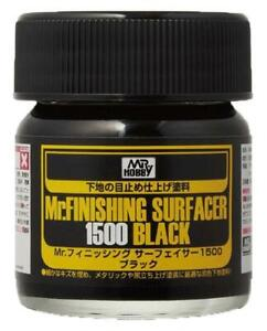 Mr. Surfacer 1500 Black