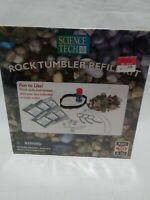 Science Tech Rock Tumbler Refill Kit NIB. B35