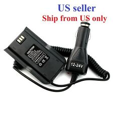 Car Charger Battery Eliminator for TYT Tytera MD-380