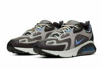 Men's Nike Air Max 200 Causal Shoes Plum Eclipse AQ2568 200 MULTI SIZE