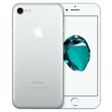 APPLE IPHONE 7 32GB TELEFONO MOVIL LIBRE SMARTPHONE PLATA SILVER 4G MN8X2QL