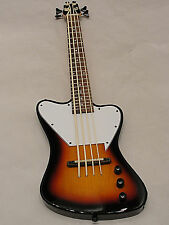 "Savannah STB-700 Lightning BASS 4 STRING BASS GUITAR Travel 23"" uke bass"