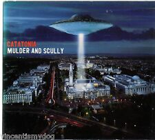 CATATONIA - MULDER AND SCULLY (4 track CD single)