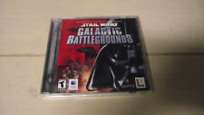 Star Wars: Galactic Battlegrounds (Apple, 2002)