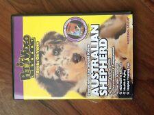 Australian Shepherd - Everything You Should Know (DVD 2007) Herding Group Dog