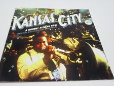 Kansas City Original Motion Picture Soundtrack Compact Disc with Insert NO CASE