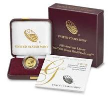 2018 American Liberty One-Tenth Ounce Gold Proof Coin Get Guaranteed Authentic!!