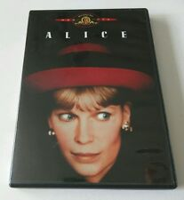 "Alice (DVD, 2001) WILLIAM HURT MIA FARROW JOE MANTEGNA  ""MGM, 1990"""