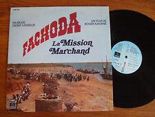 LP OST FACHODA LA MISSION MARCHAND/DIDIER VASSEUR/1977 KILLER BREAK FUNK EX/NM
