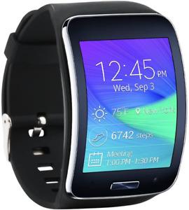 Tkasing Samsung Galaxy Gear S R750 Smart Watch Replacement Wristband Size Band G