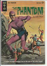 1963 Gold Key The Phantom #2 F/Vf