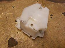 2001 Honda Shadow VT1100 VT 1100 Sabre White Plastic Storage