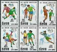 Timbres Sports Football Corée 2250/5 ** lot 17783