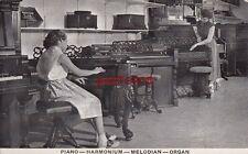 1959 MINDEN NE Harold Warp Pioneer Village, Music TV, Harmonium, Melodian, Organ