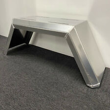 4mm Aluminium Flared Wheel Guards - Alloy (Pair) - 4WD UTE and OFFROAD Guards.