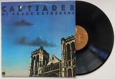 CAL TJADER Live At Grace Cathedral 1976 OZ Fantasy EX/VG+