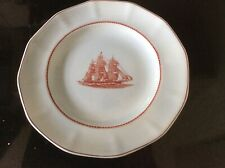 Georgetown Collection Wedgwood ship plate Red Jacket 1853