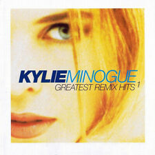 "Kylie Minogue - GREATEST REMIX HITS Vol. 1 - Australia Import 2 CD´s>12""Mixes"
