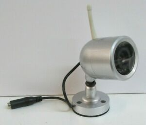 Surveillance Wireless Infrared Camera (Channel #1) with Battery Clip