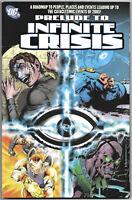 Prelude Infinite Crisis #1 2005 VF/NM 1St. Print TPB DC Comics Free Bag/Board