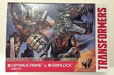 Transformers AOE Platinum Edition Optimus Prime and Grimlock 2-Pack MINT SEALED!
