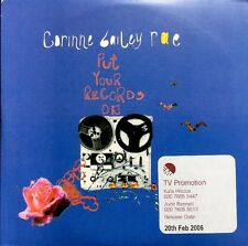 Corinne Bailey Rae - Put Your Records On (Promo CD 2006) With Labels