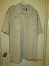 BSA/Cub, Boy & Leader Scout Vented Back Uniform Sht.Slv. Shirt-Youth-04