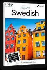 Eurotalk instantané Suédois - 2 Produit Set - USB et Talk Now tablette