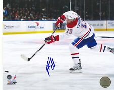 MIKE CAMMALLERI MONTREAL CANADIENS SIGNED PHOTO w/ COA