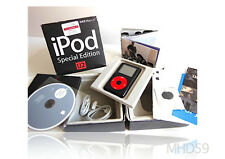 Apple iPod U2 SPECIAL EDITION Red & Black 20 GB + BOXED + MANY Gifts . GREAT ...