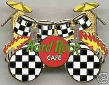 Hard Rock Cafe ONLINE ebay Auctions DRUM KIT PIN L.E. Only 100 Made! ON-LINE
