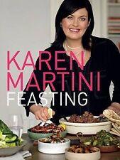 Feasting by Karen Martini (Paperback, 2012)