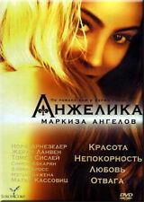 ANZHELIKA, MARKIZA ANGELOV MELODRAMA RUSSIAN LANGUAGE ONLY DVD NEW